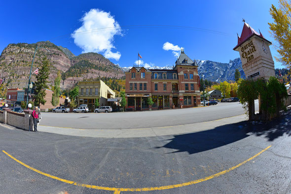 Ouray / Colorado