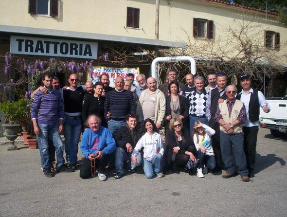 2° meeting delta bravo 2012