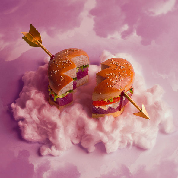 Fat & Furious burger, 1h30 de créativité quotidienne et débridée. 2015