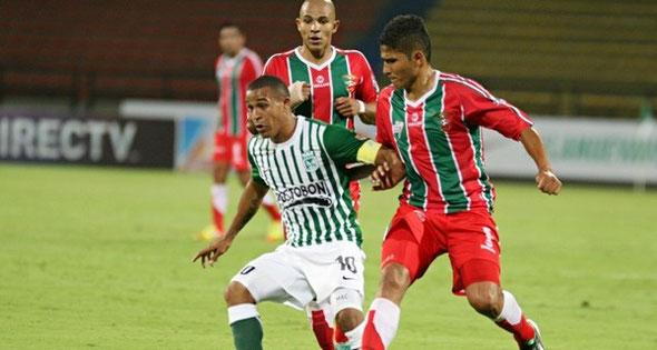 Jhonatan Estrada ya ha participado en cinco encuentros con Patriotas de Boyacá.