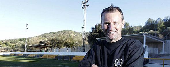 Gica Craioveanu ha regresado al fútbol con el Vilafamés de 1ª Regional. Foto: Marca.
