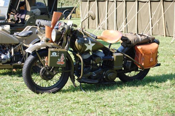 Harley-Davidson WLA 1943