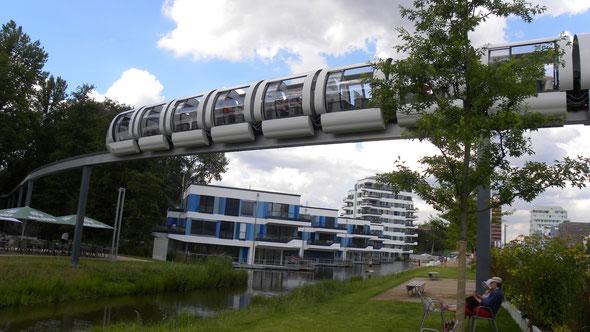 IBA Hamburg: Ein Beispiel nachhaltiger Stadtentwicklung | © greenIMMO
