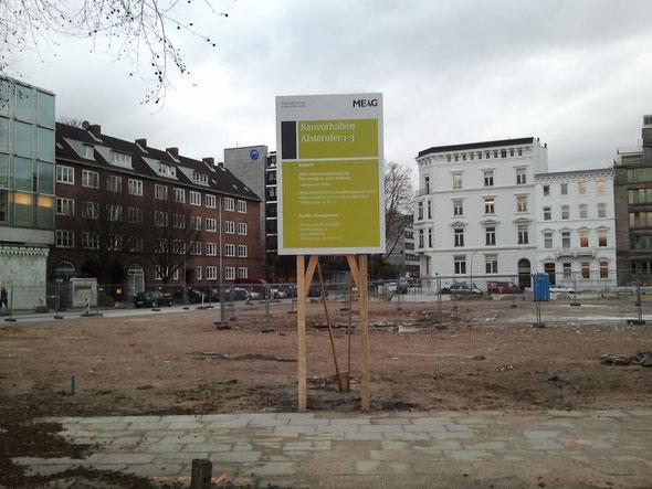 Alles fertig für den Baubeginn? | © greenIMMO