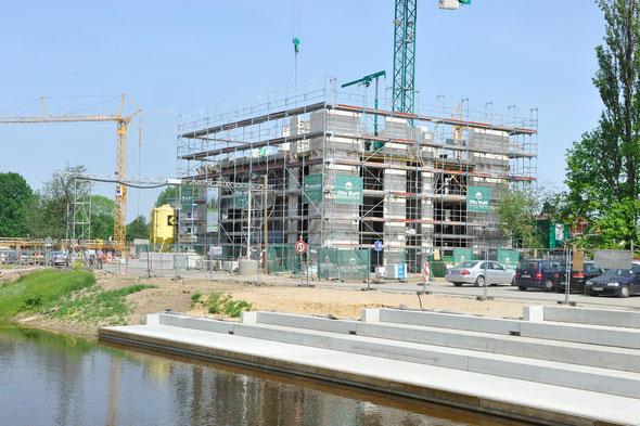 Idyllisch gelegen und doch mitten drin | Bildquelle: IBA Hamburg GmbH / Martin Kunze