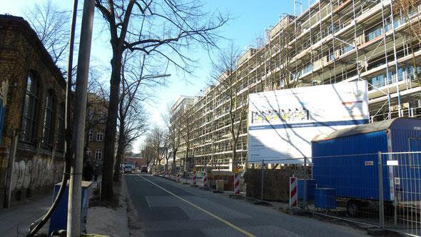 Neubauwohnungen der HANSA Baugenossenschaft | © greenIMMO