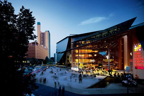 Potsdamer Platz Arkaden, Quelle: SEB Asset Management AG