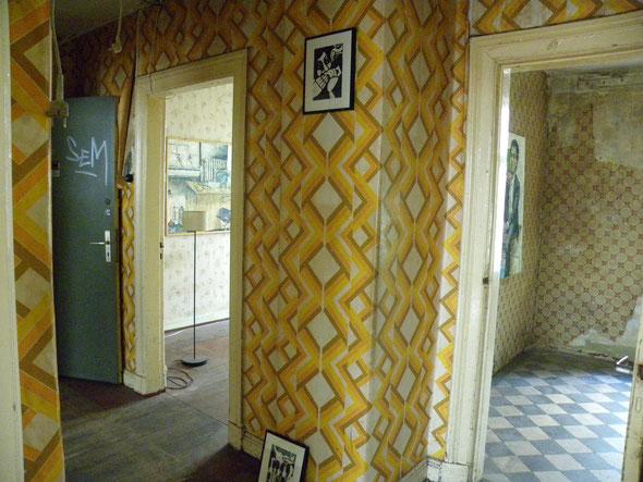 Zeitgemäßer Wohnkomfort sieht anders aus: Wohnung im Hamburger Gängeviertel | Bild: greenIMMO