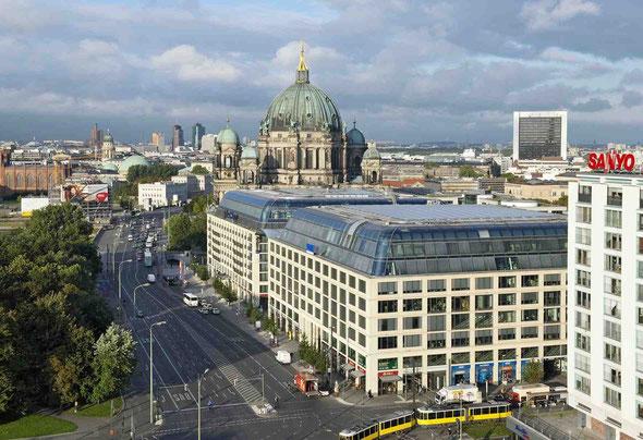 DomAquarée, Berlin | © Union Investment