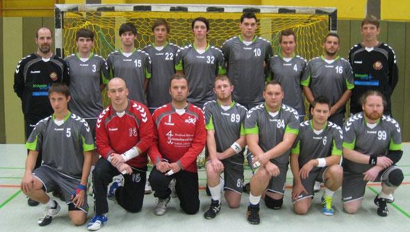 HSG 1 - Saison 11/12