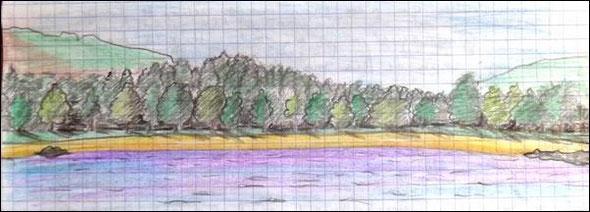 une plage façon île déserte by Raph - cliquez !
