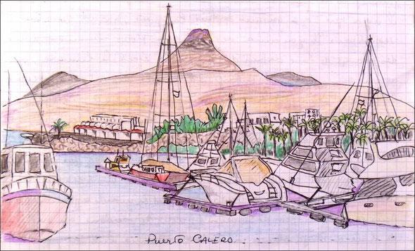 Puerto Calero by Raph - cliquez !