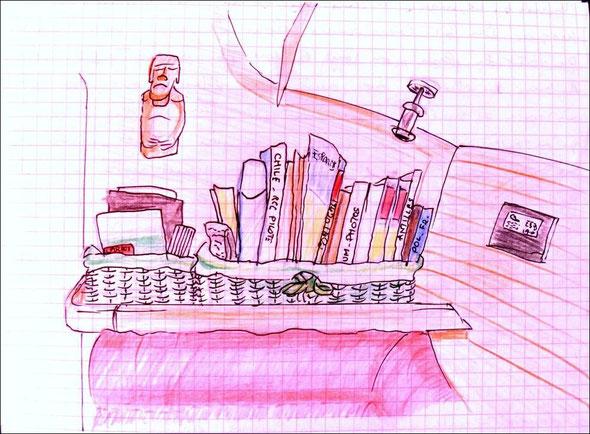 la bibliothèque du bord by Raph - cliquez !