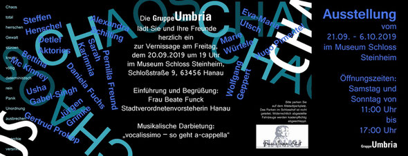 Gruppe Umbria 2019