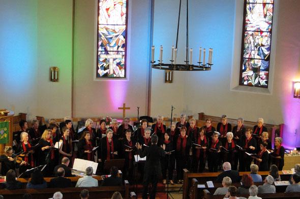 Lyra Frauenchor, Kirchenkonzert,