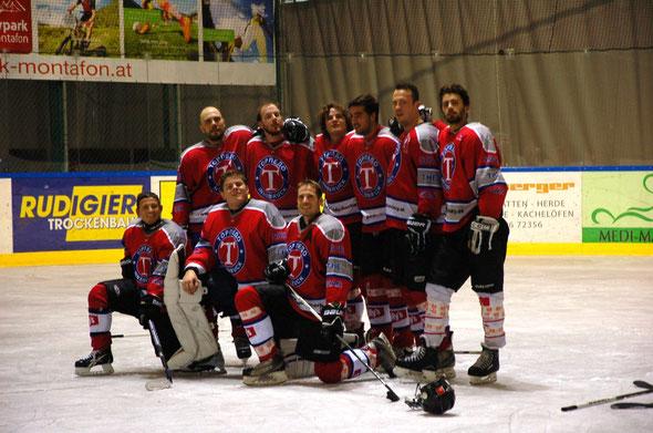 Egger Bier Cup: Turniersieger HC Torpedo Innsbruck