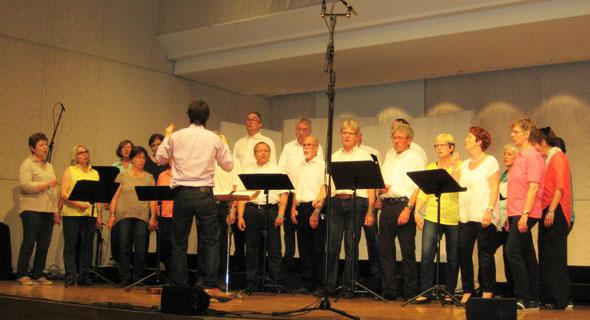 EmmiSingers Liederhalle Schillersaal Mai 2016