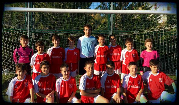 Fútbol 8 B