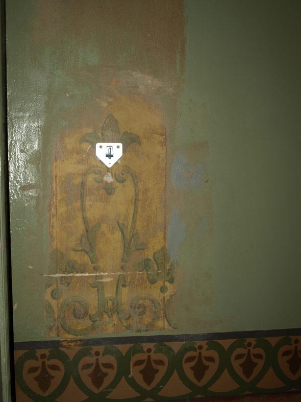 Pinturas originales Casino de Huesca