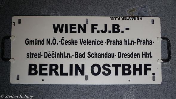 "ÖBB - D 375/374 ""VINDOBONA"""
