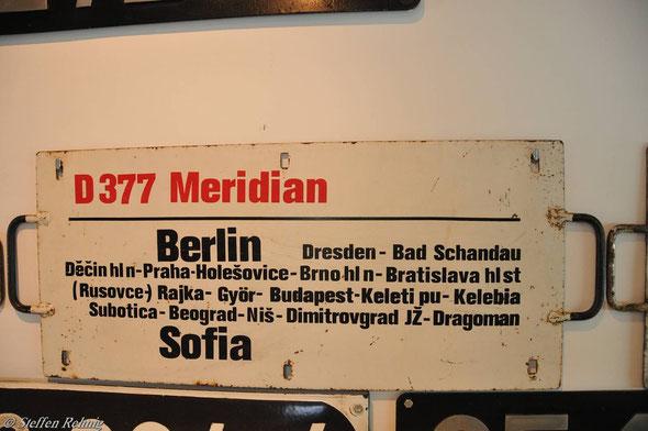 "DR - D 377/376 ""MERIDIAN"""