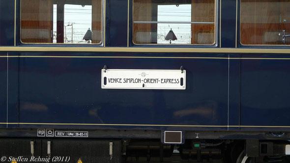 Mit neuer Revision zur ersten offiziellen Fahrt in der Saison 2011