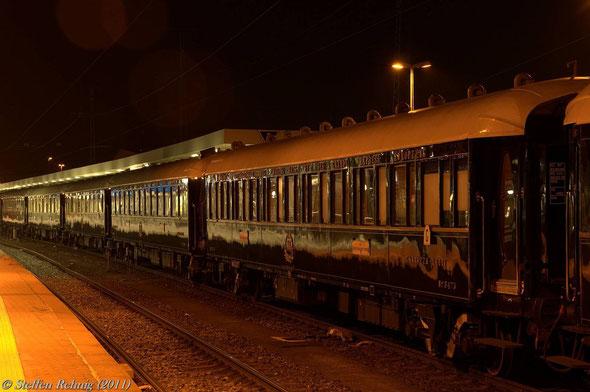 Schlafwagen No. 3473