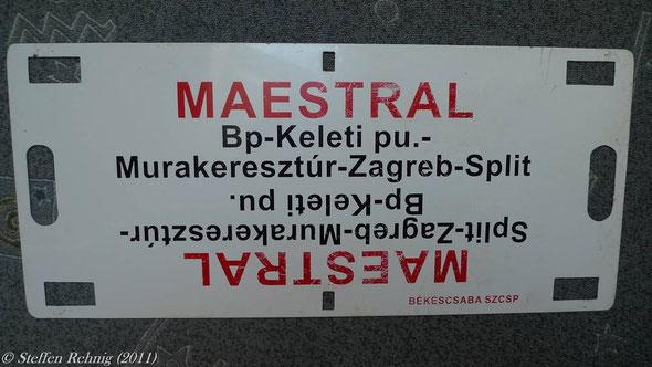 """MAV - G 204/205 """"MAESTRAL"""" (2005)"""