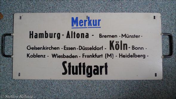 """DB - F 3 und F 4 """"Merkur"""""""