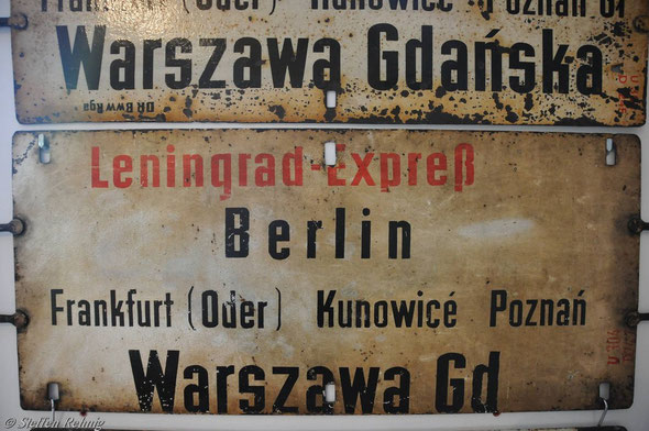 "DR - Kurswagen D 246/247 ""LENINGRAD EXPRESS"""