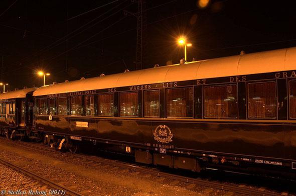 Schlafwagen No. 3544