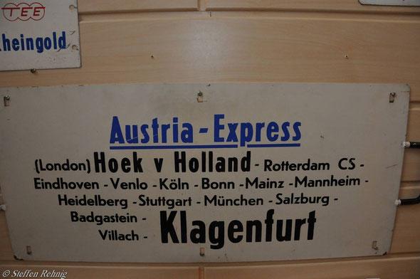 """ÖBB - D 217/216 """"AUSTRIA EXPRESS"""""""