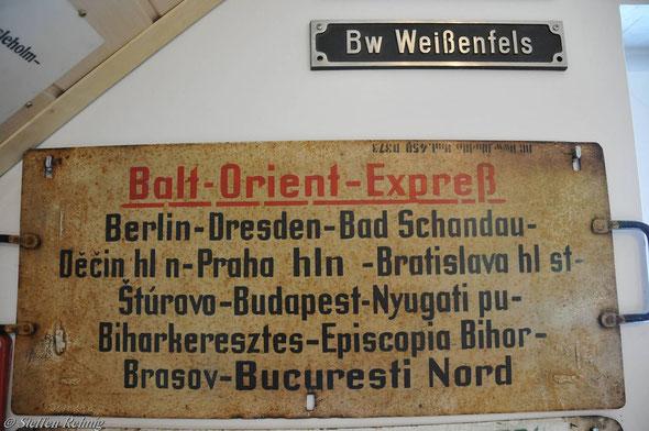 """DR - D 372/373 """"BALT-ORIENT-EXPRESS"""""""
