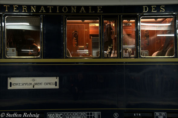 Miss Marple on Board of the Orient Express ???