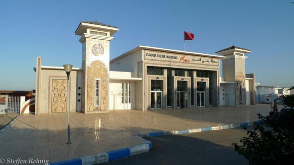 Beni Ansar / gare de beninsar (19.9. 2013)