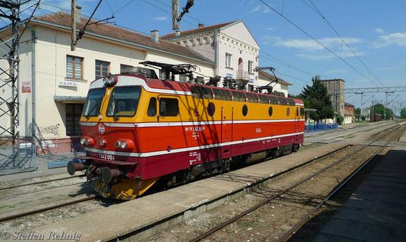 HZ 1142 004-9 in Šid Serbien (19. Juli 2011)