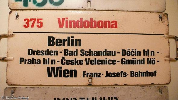 """DR - D 375/374 """"VINDOBONA"""" (1984)"""