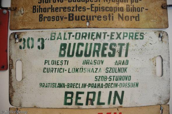 """CFR - D 372/373 """"BALT-ORIENT-EXPRESS"""""""
