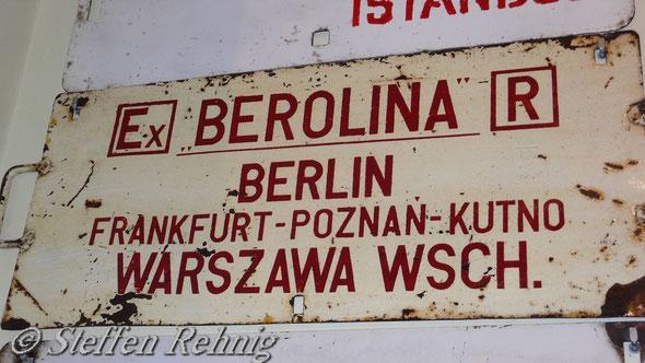 """PKP - D 242/243 """"BEROLINA"""" (1987)"""