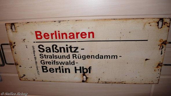 """DR - D 316/317 """"BERLINAREN"""" (1986)"""