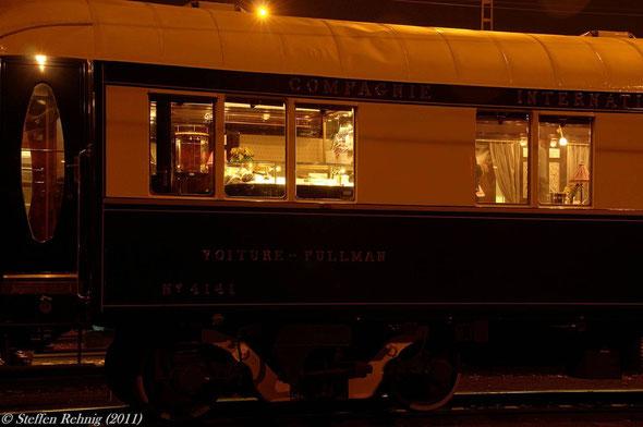 Die Zugboutique des Orient - Express