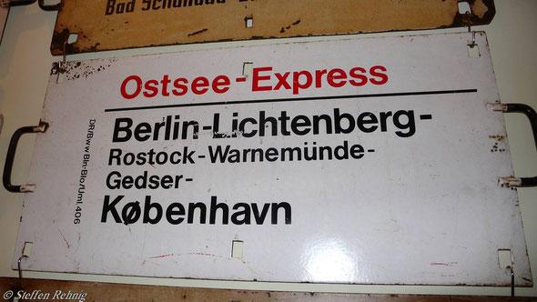 """DR - D 328/329 """"OSTSEE-EXPRESS"""""""