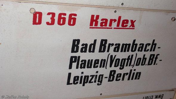 "DR - D 366/367 ""KARLEX"" (1985)"