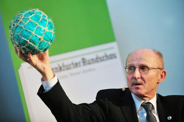 Lemke ist Sonderberater für Sport im Dienst von Entwicklung und Frieden für den Generalsekretär der Vereinten Nationen. Foto: UN/Arnold