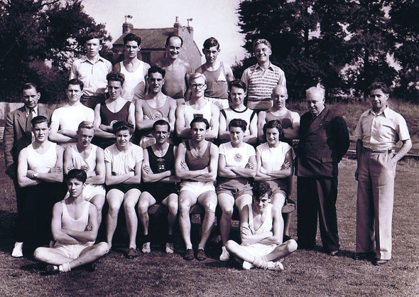 Gloucester Athletic Club photo 1949