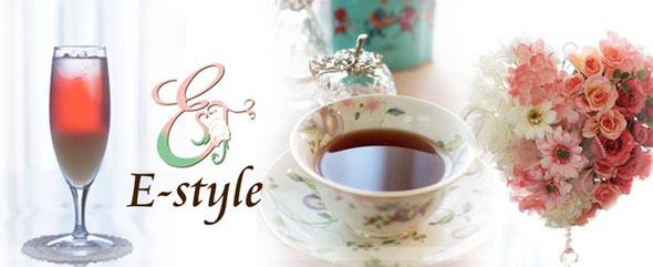 千葉 紅茶&フラワーアレンジメント教室「E-style(イースタイル)」