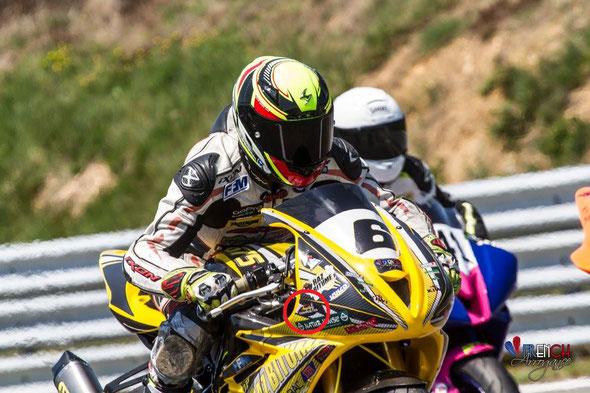 #6 - Lilian Madeux - Circuit Pau Arnos