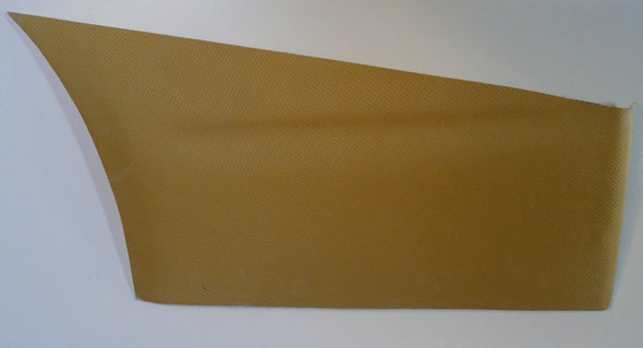Protection bas de caisse en Kevlar