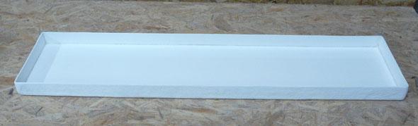 soucoupe  ( dimensions : 85 cm x 18 cm )