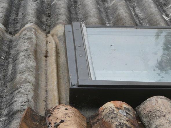 - étanchéité fenêtre de toit
